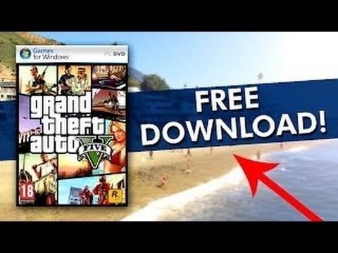 gta 5 free  full version for pc with multiplayer games