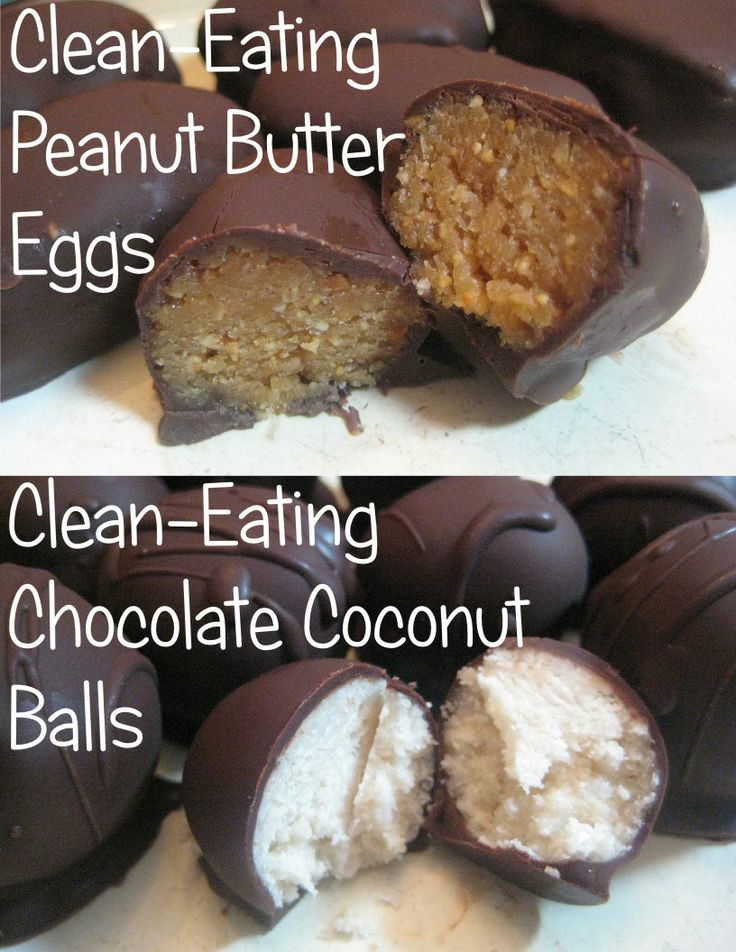 Clean-Eating Easter Candy - Bella Bums and Bellies I think these are a must!