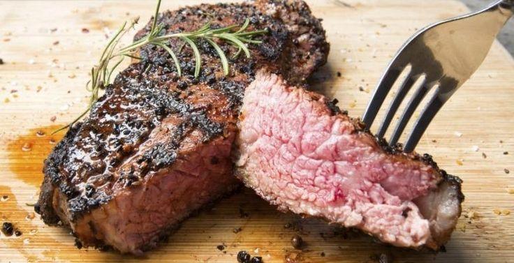 BBQ : Marinade facile…Un steak parfait