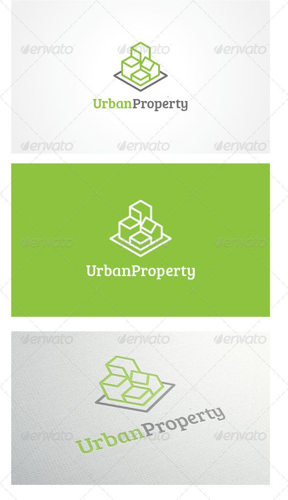Urban Property Logo Template