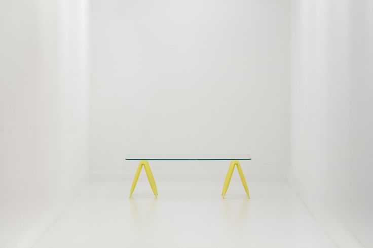 Kozka is our new member of table structures. It is a multitasking construction. Acording to different table tops, it could be used either as a coffee table or even as a part of unique bench.  https://shop.zieta.pl/pl,p,,61,kozka.html   presentation: http://zieta.pl/zieta_TABLE_CONSTRUCTION.pdf