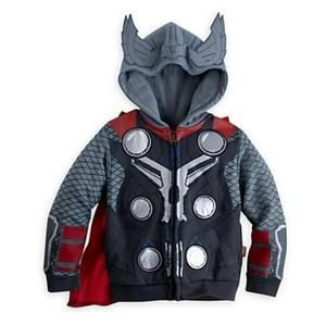 Captain America Avengers Iron Man Enfants Hoodi...