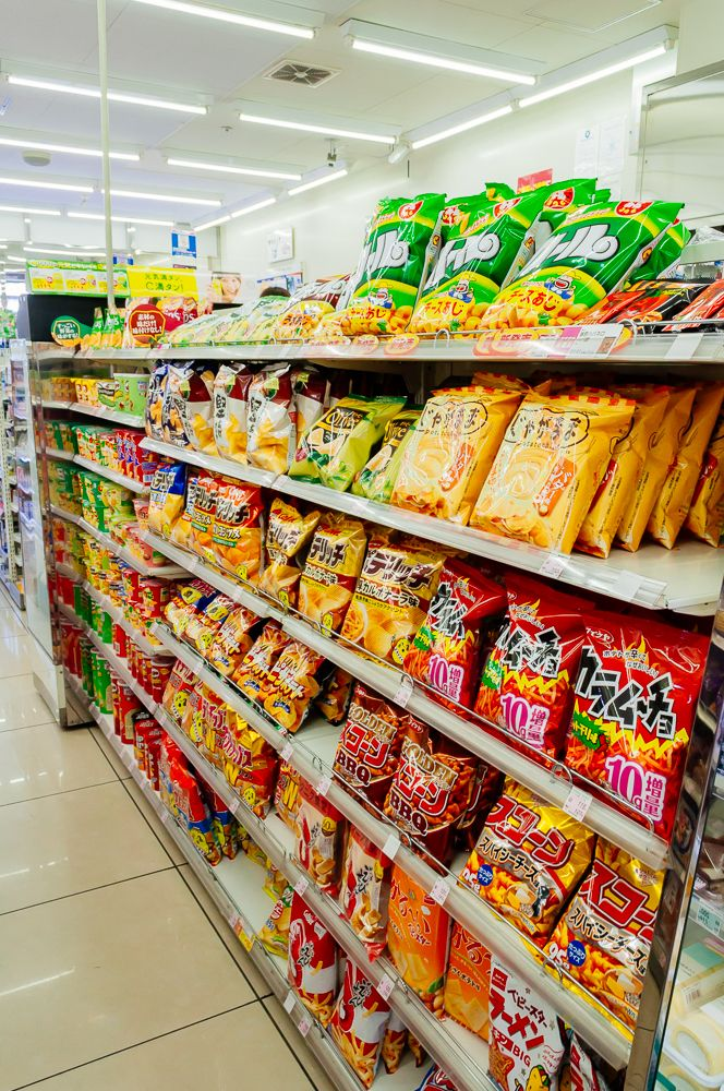 17 Best Ideas About Convenience Store On Pinterest
