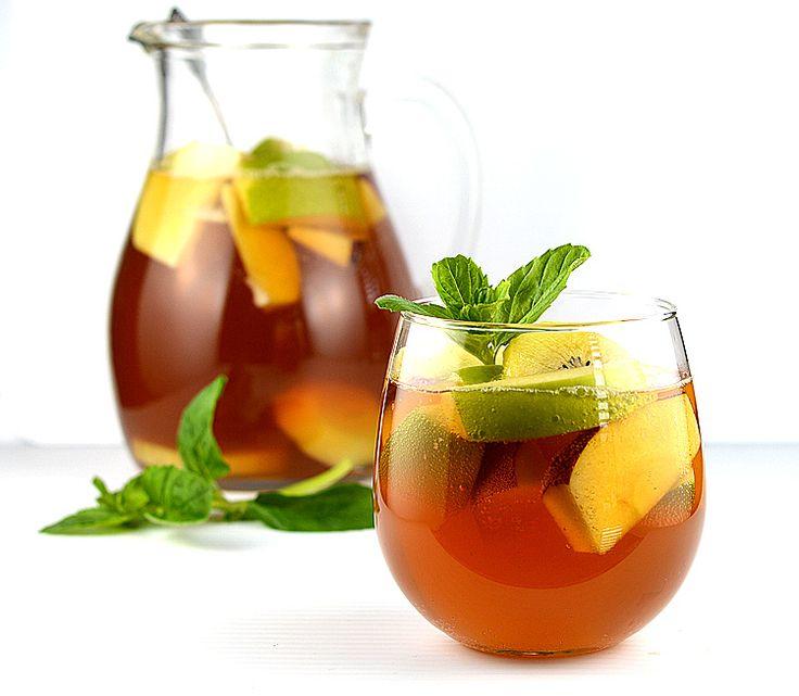how to make alcoholic tea