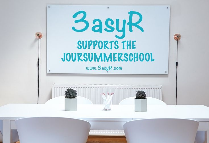 3asyR sponsors the International Summer School