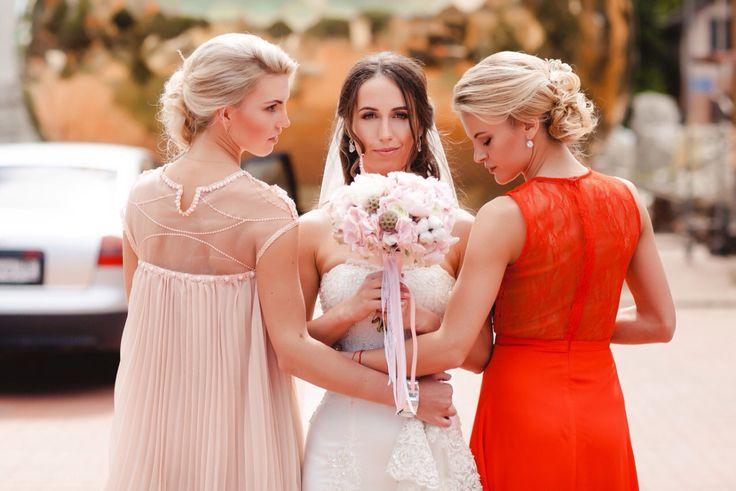 букет невесты , подружки невесты