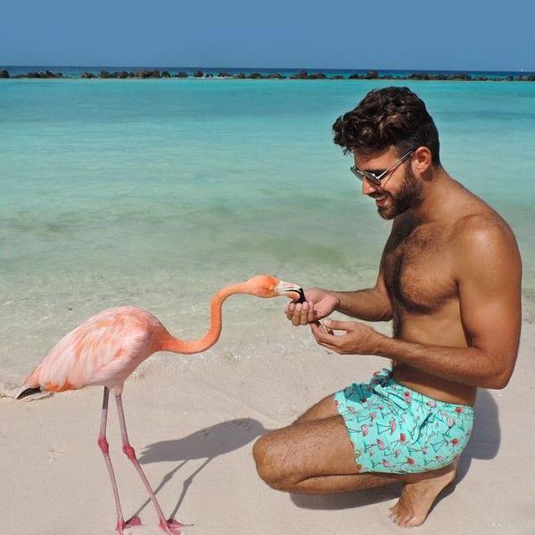 Guy caribbean nude 2