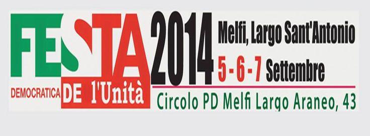 Denny Scarano Blog...: Pd Melfi  EVENTO RINVIATO