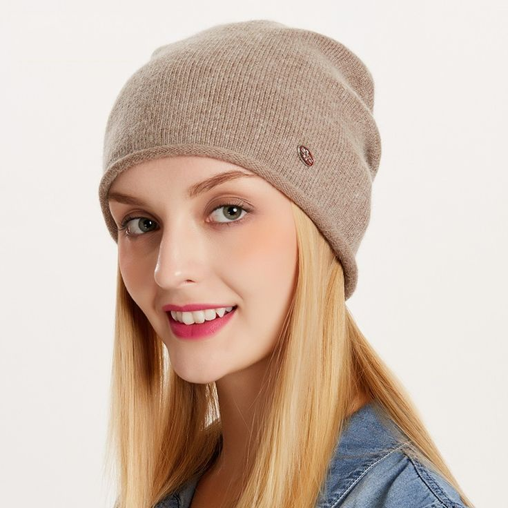 Good Quality Women Knitted Wool Beanies //Price: $11.95 & FREE Shipping //