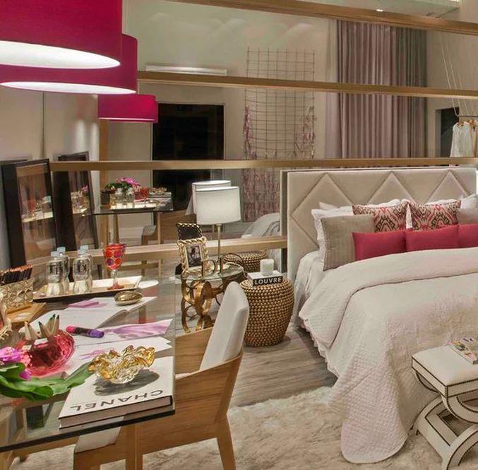 O quarto de cada signo – Leão e Virgem | Design de interiores | Juliana Rodrigu …   – Luxury Bed