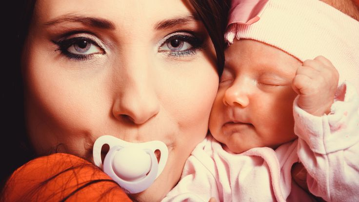 What Does It Mean to 'Use Your Breast as a Pacifier?' — Nancy Mohrbacher