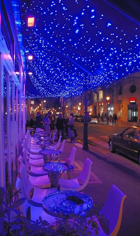 'Cafe Le Marais' ~ Paris