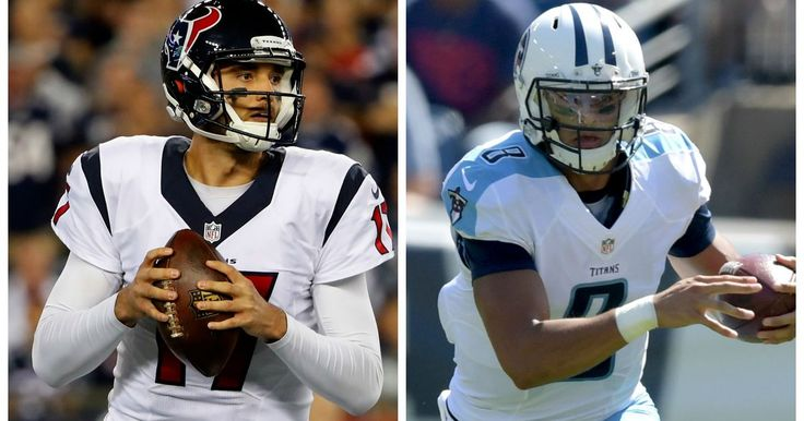Titans vs. Texans: Who has the edge?