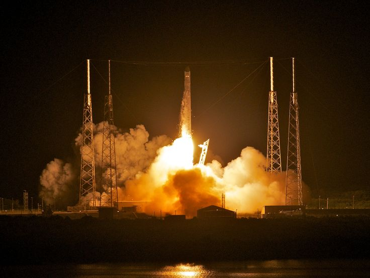 Falcon 9 Is All Systems Go With January 9 Launch Attempt: What This Means For SpaceX And Iridium #Science #iNewsPhoto