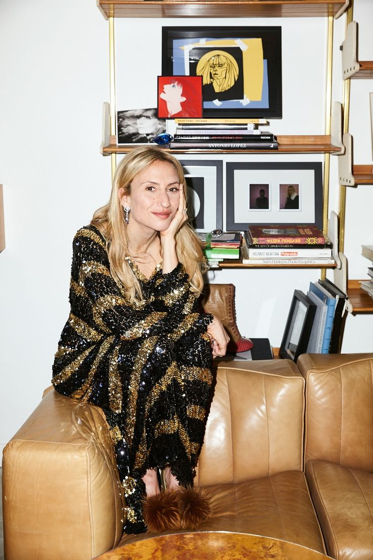 What did Lola Rykiel, the granddaughter of legendary fashion designer Sonia Rykiel, wear at her wedding? A jumpsuit and sequins, naturellement. Get the full story here.