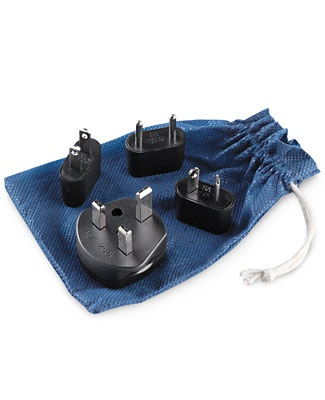 Magellan's Non-Grounding Adaptor Plug Set