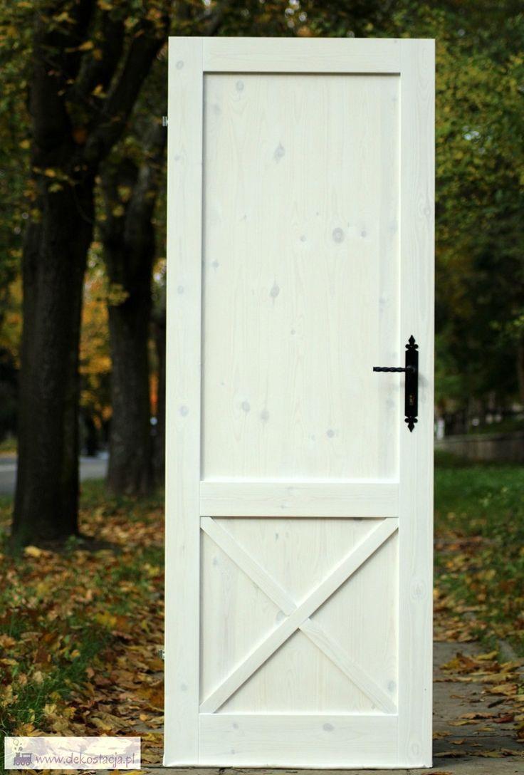 Metamorfoza drzwi!  #diy #rusticstyle #home