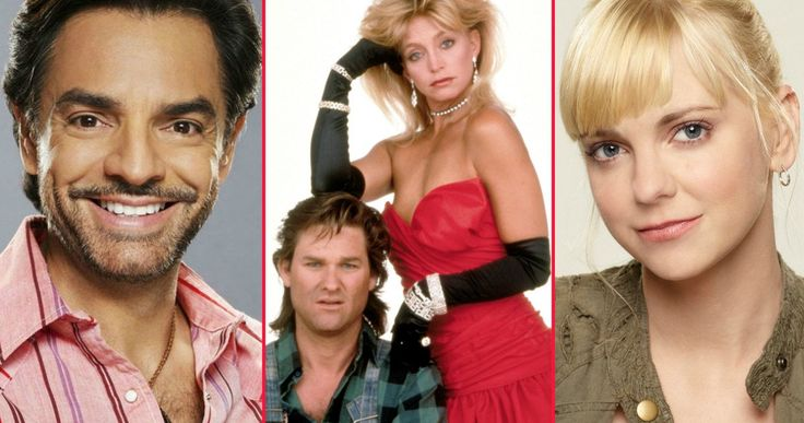 Overboard Remake Happening with Anna Faris and Eugenio Derbez -- Anna Faris and Eugeno Derbez have boarded a new remake of the Kurt Russell and Goldie Hawn classic Overboard, although the story has a new twist. -- http://movieweb.com/overboard-movie-remake-anna-faris-eugenio-derbez/