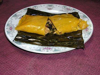 SABOREANDO A COLOMBIA: HALLACA O TAMAL CUCUTEÑO. Cada región cuenta con su propia versión de este plato típico navideño. Cúcuta no es la excepción.