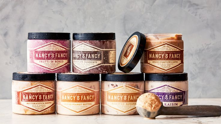 Nancy Silverton's gelato brand Nancy's Fancy get its own retail shop in the downtown Los Angeles.