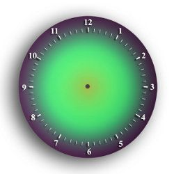 Clock faces to print for Free