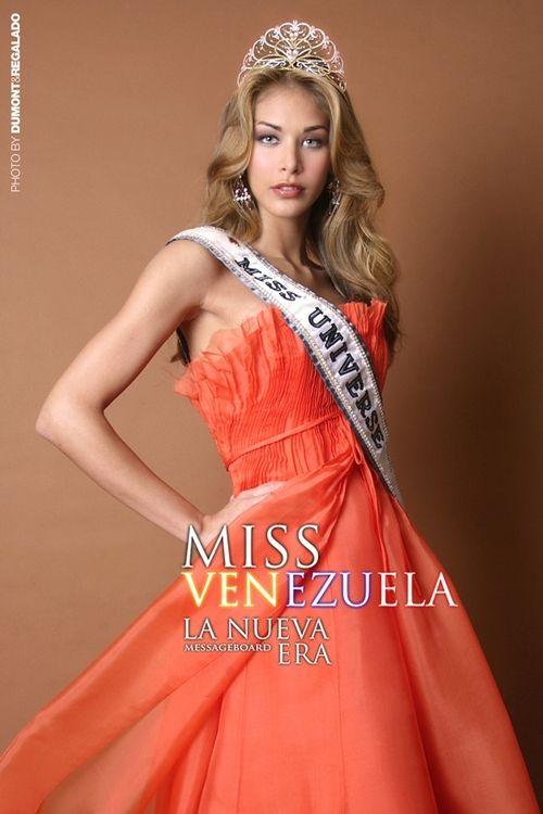 Miss Universe 2008, Dayana Mendoza from Venezuela.