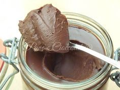Crema Spalmabile al Cioccolato facile e veloce altre creme per farcire