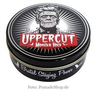 Uppercut Monster Hold Pomade - and yes they don't lie about the 'monster hold' part......