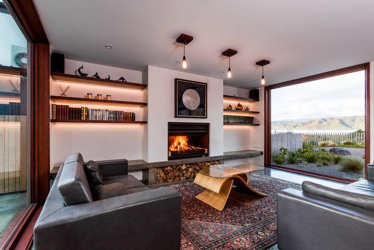 David Reid Homes 2015 Executive Home   Living room