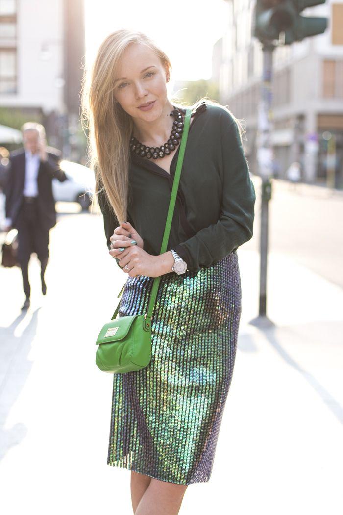 mermaid street style - Pesquisa Google: