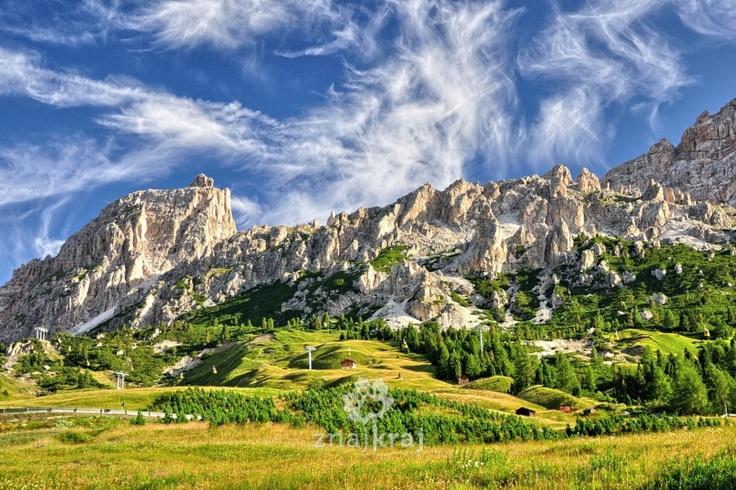 Puez, Dolomites, Italy