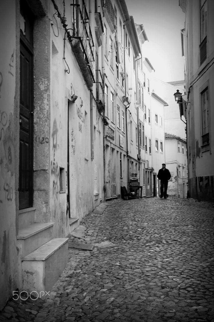 Going home - Coimbra, Portugal