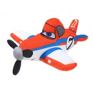 Disney Planes Racing Dusty Toss Em