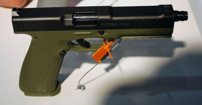 Arsenal Strike One Available Q4 in Europe - The Firearm BlogThe Firearm Blog