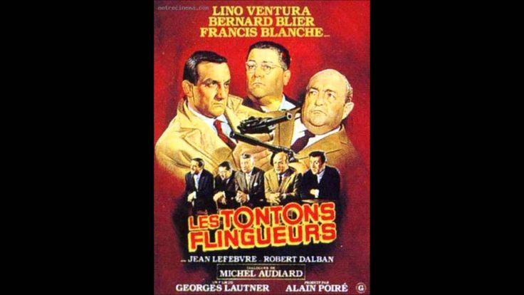 les tonton flingueurs (tamouré ( michel magne 1963