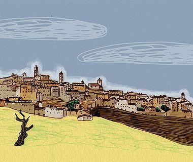 """Soggiornando al Raffaello Residence potrete scoprire la meraviglia della Primavera nelle Marche! ------------- Dal 13 maggio al 7 giugno 2015, vi consigliamo un programma artistico-culturale ricco di eventi, festival e rassegne. _1 appuntamento: sabato 16 Maggio_ inaugurazione della mostra """"I luoghi del cuore di Serra San Quirico"""" ------------- La nostra offerta è a questo link: http://www.hotelgrottefrasassi.it/it/notizie-ed-eventi/88-festival-del-paesaggio.html"""