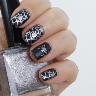 Leonie's Nailart: Silver Stampingpolish, Review for Born Pretty Stor...