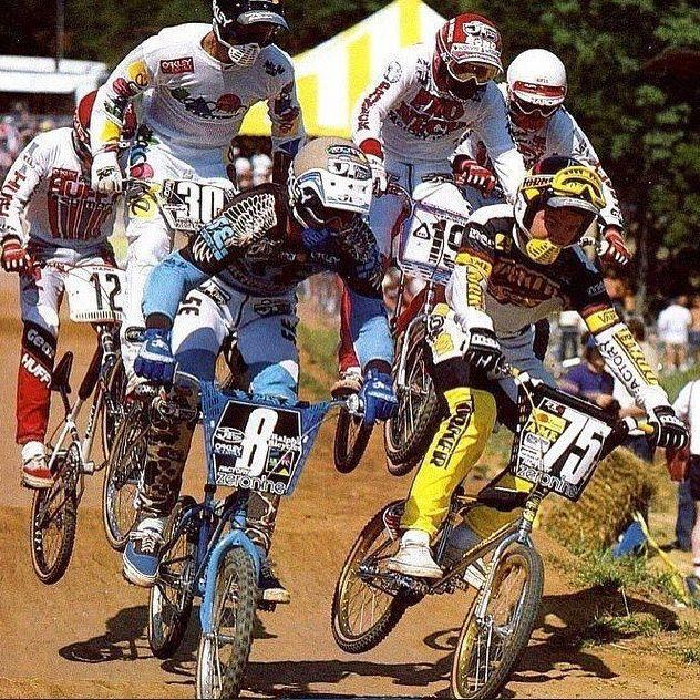 #bicicross #jambmx #torker #torkerbmx #se #seracing #zeronine #huffy #proneck…