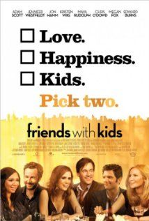 [capsule review] Friends with Kids - A little predictable, but still an enjoyable film.  More raw than your average romcom.  (iPad rental 10/4/12)