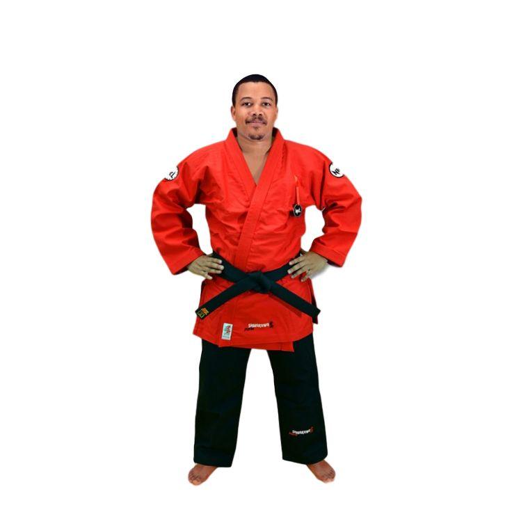 Kimono de JIU-JITSU NKL SHIRAKAWA Rojo/Negro 16 onzas - €98.90   https://soloartesmarciales.com    #ArtesMarciales #Taekwondo #Karate #Judo #Hapkido #jiujitsu #BJJ #Boxeo #Aikido #Sambo #MMA #Ninjutsu #Protec #Adidas #Daedo #Mizuno #Rudeboys #KrAvMaga #Venum