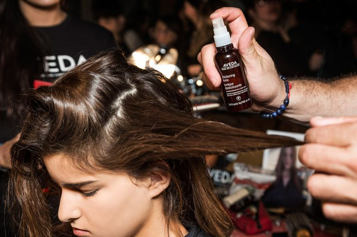 | Aveda thickening blow-dry treatment - Tried and Tested! #hair #triedandtested #aveda
