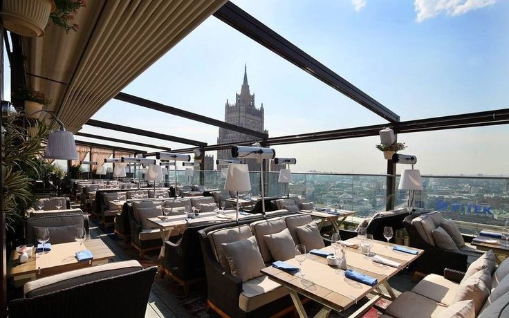 White Rabbit, Moscow - Voted One of the World's Best Restaurants in 2016!