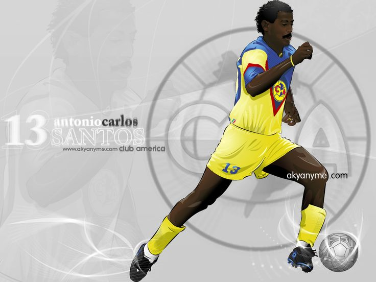 Antonio Carlos Santos » Descarga los nuevos #wallpapers de 3 #leyendas del #ClubAmerica! » http://www.akyanyme.com/index.php/projects/37-club-america