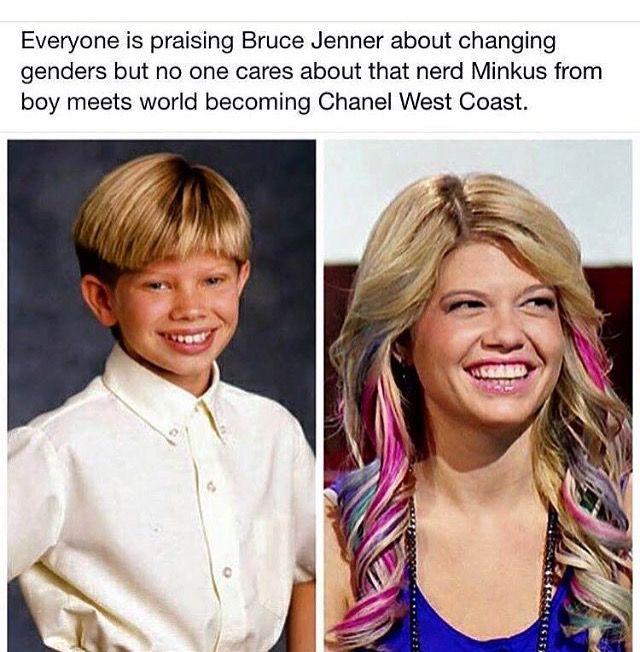 west meets Chanel coast in world boy