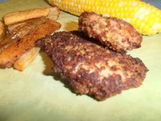 Gluten Free Breaded Fried Pork Tenderloin Recipe by www.icantbelieveitsgluten-free.com