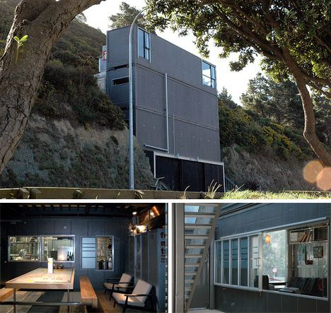 Shipping Crate Houses best 25+ shipping container homes nz ideas on pinterest