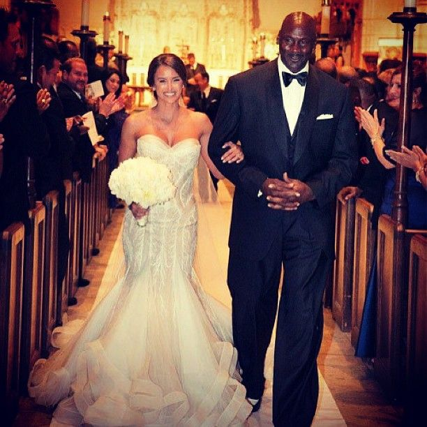 http://chicagofabulousblog.com/wp-content/uploads/2013/12/michael-yvette-jordan.jpg Michael Jordan is the proud father of three children with ex-wife Juanita Jordon they are Marcus Jordan, Jasmine Mickael Jordan, and Jeffrey Michael Jordan. Jordan and Juanita divorced in 2006 after 17 years of marriage.  Earlier this year Jordan married longtime girlfriend Yvette Prieto. The... http://chicagofabulousblog.com/