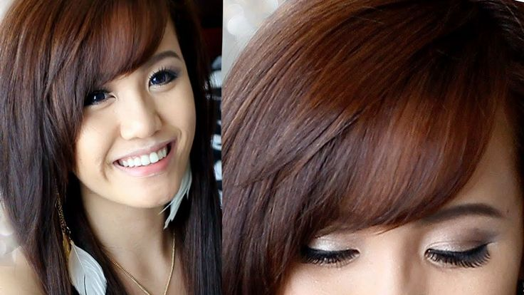 Hair Bangs Style: 1000+ Ideas About Cut Bangs On Pinterest