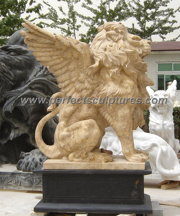Best stone lions images on pinterest lion and