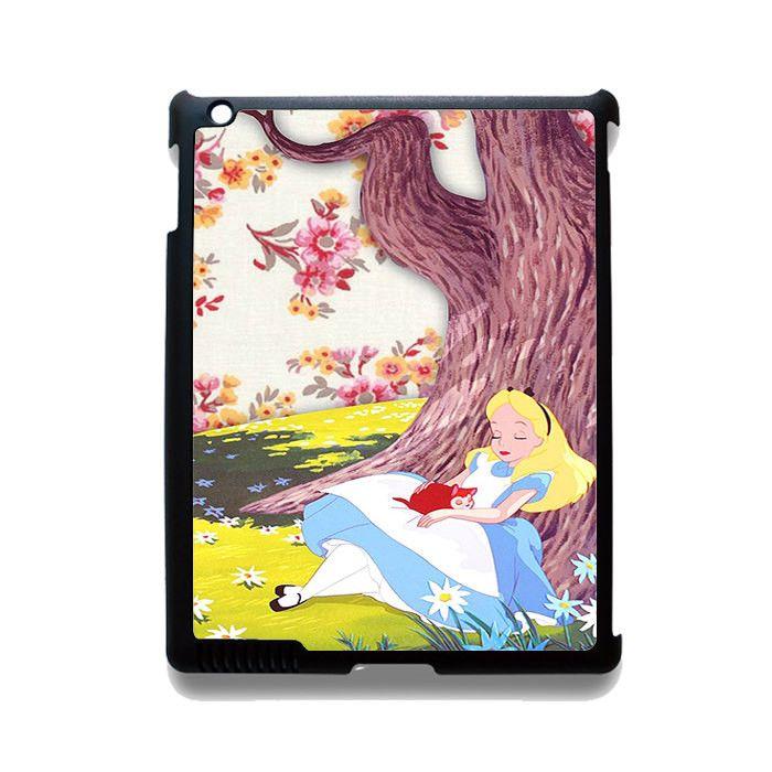 Alice In Wonderland Cool Phonecase Cover Case For Apple Ipad 2 Ipad 3 Ipad 4…